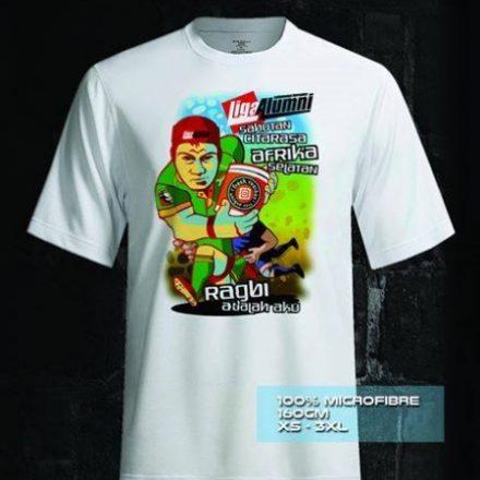 T-Shirt Ragbi Adalah Aku