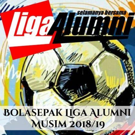 Bolasepak Liga Alumni 2018-19