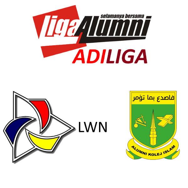 AdiLiga Alumni IKMAL lwn KISAS