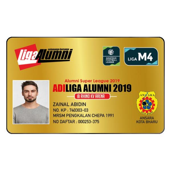 Tiket Emas AdiLiga Alumni