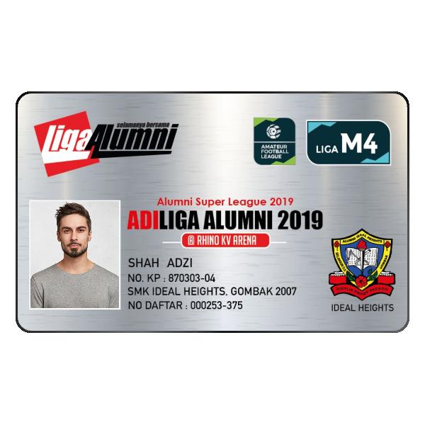 Tiket Platinum AdiLiga Alumni