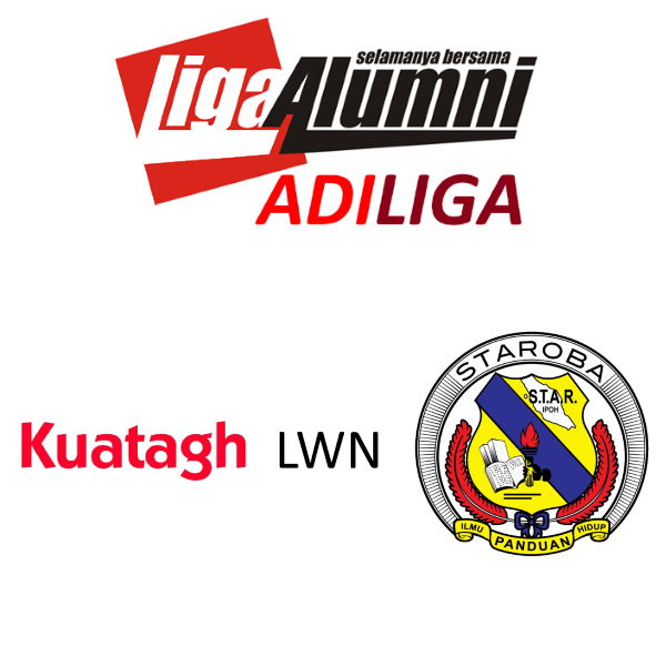 AdiLiga Alumni Ansara Kuantan Lwn STAROBA