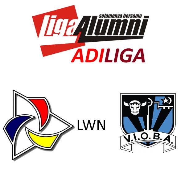AdiLiga Alumni IKMAL Lwn VIOBA
